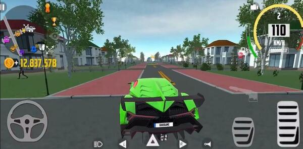 Car Simulator 2 Screen 1