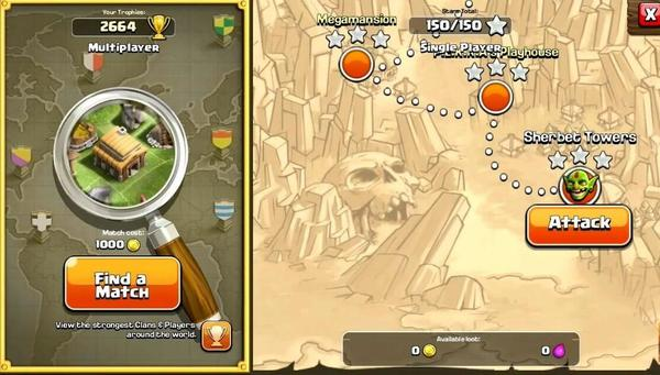 Clash of Clans Multiplayer