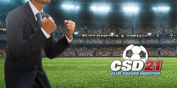 Club Soccer Director 2021 Logo