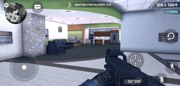 Critical Ops Screen 2