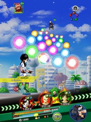 DRAGON BALL Z Gameplay
