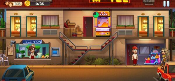 Doorman Story Screen 2
