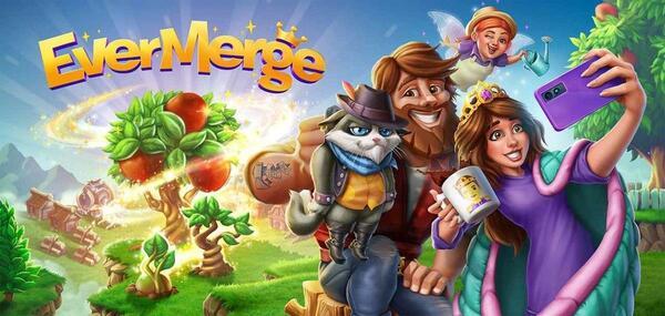 EverMerge Logo