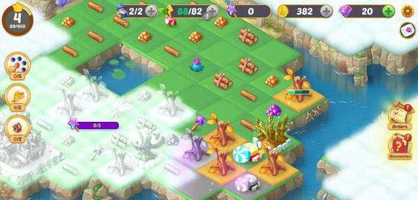 EverMerge Screen 2