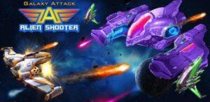 Galaxy Attack Logo