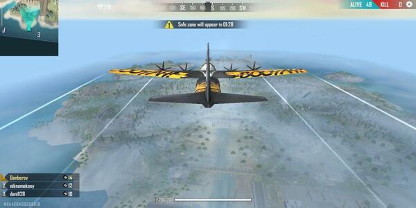 Garena Free Fire Landing