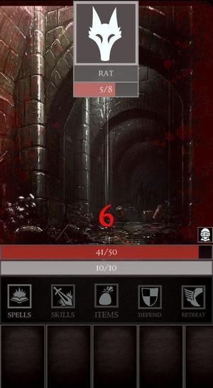 Grim Quest Screen 3