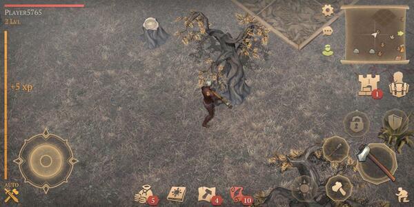 Terrible Soul gameplay