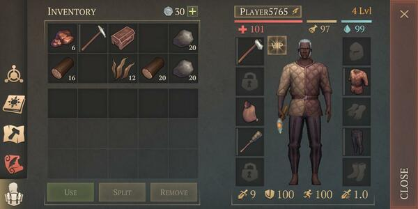 Inventory of the terrible soul