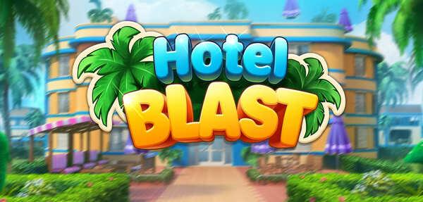 Hotel Blast Logo