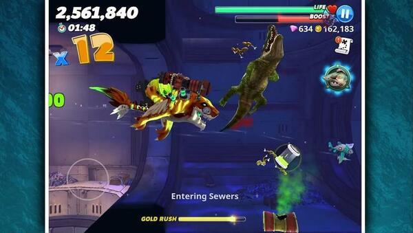 Hungry Shark World Multiplayer