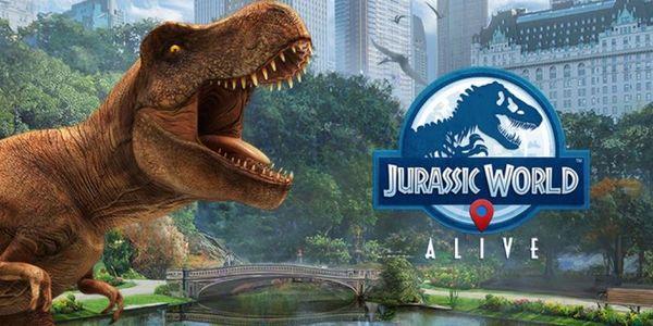 Jurassic World Alive Mod APK (Unlimited Energy) 2.10.25