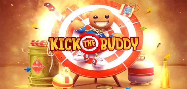 Kick the Buddy Logo