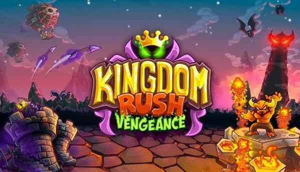 Kingdom Rush Vengeance Logo