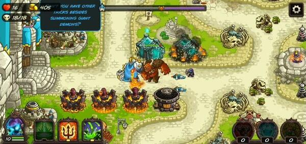 Kingdom Rush Vengeance Screen 1