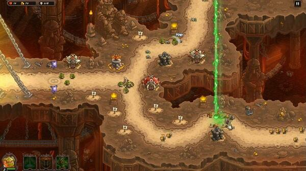 Kingdom Rush Vengeance Screen 2