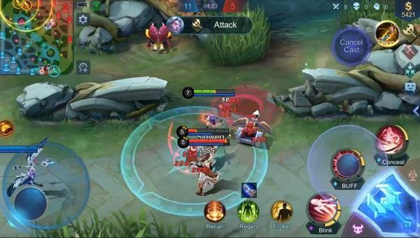 Mobile Legends Bang Bang Screen 1