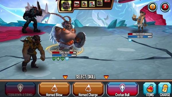 Monster Legends Screen 1
