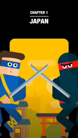 Mr Ninja Screen 3