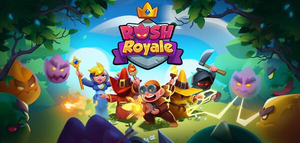Rush Royale - Tower Defense Logo