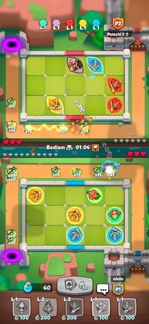 Rush Royale - Tower Defense Screen 2