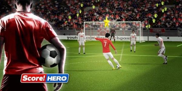 Score Hero Logo