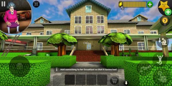 Scray Teacher 3D Gameplay
