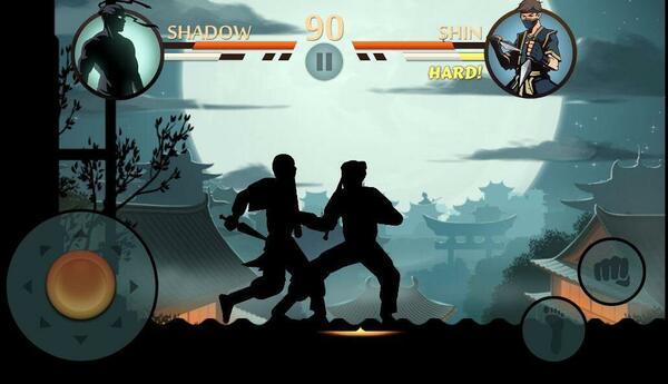 Shadow Fight 2 Screen