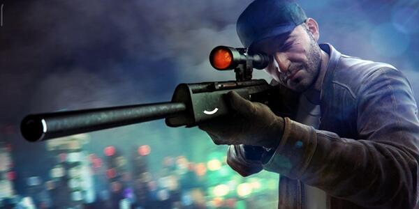 Sniper 3D Logo
