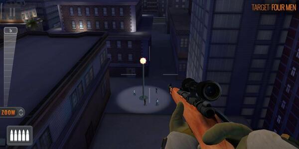 Sniper 3D Screen 1