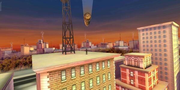 Sniper 3D Screen