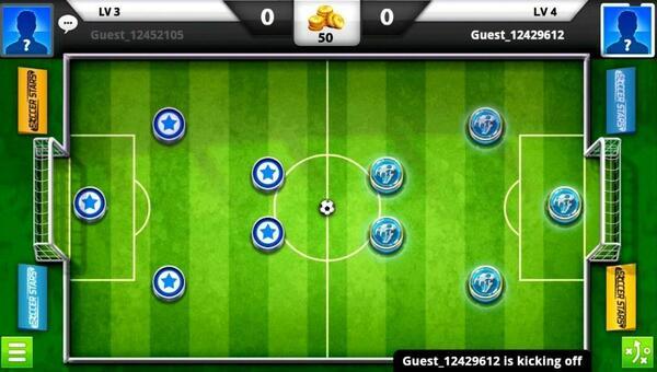 Soccer Stars Screen 3