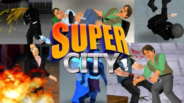Super City Logo