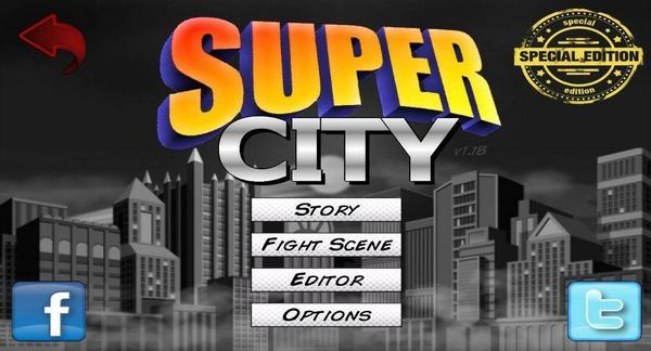 Super City Mod