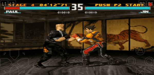 Tekken 3 Fight