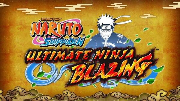 Ultimate Ninja Blazing Logo