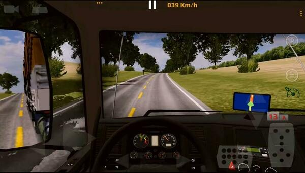 World Truck Driving Simulator Screen 2