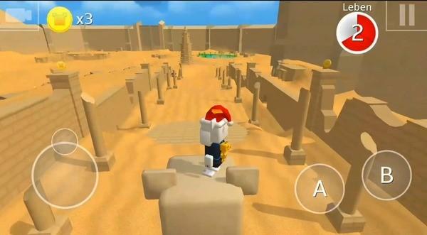 3D Platformer] Super Bear Adventure Screen 4