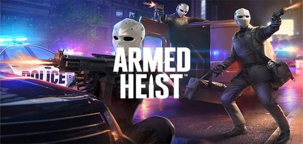 Armed Heist Logo