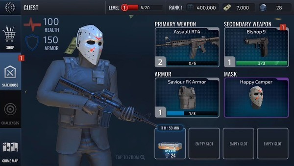 Armed Heist Screenshot 2