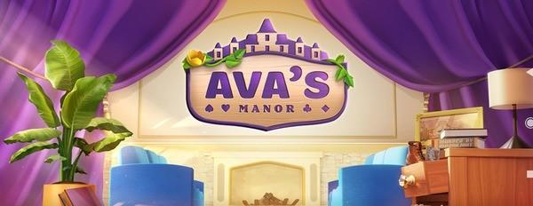 Ava's Manor Logo