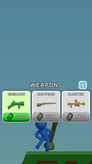 Bazooka Boy Guns