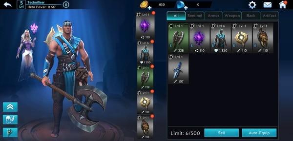 Blade Bound Screenshot 3