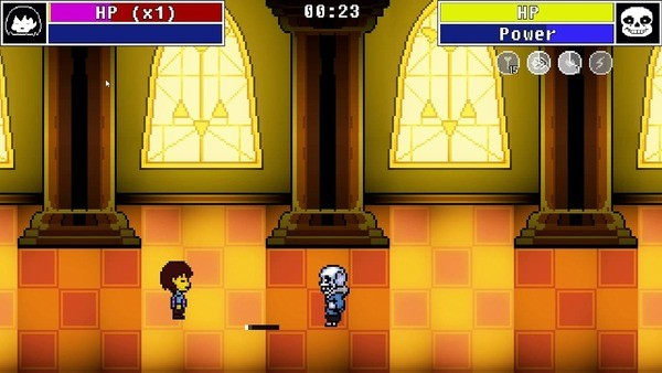 Bonetale Screenshot 1