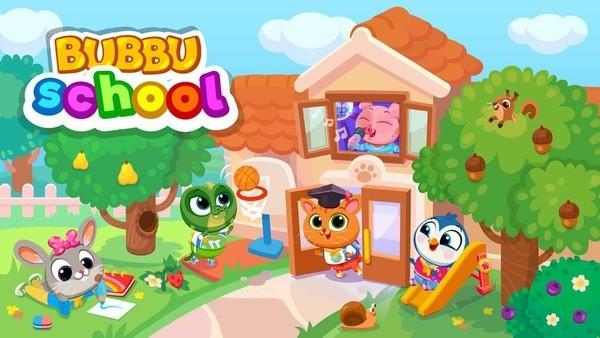 Bubbu School Logo