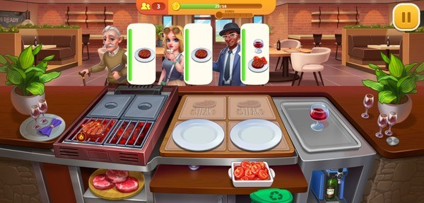 Cooking Hot Screenshot 2
