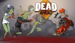 Dead Ahead Logo