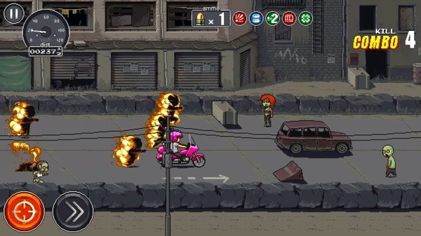 Dead Ahead Screenshot 4