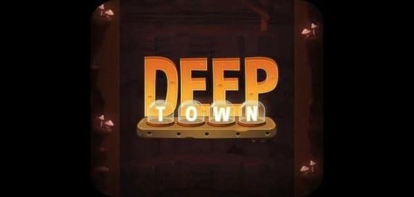 Deep Town Logo