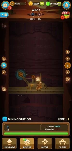 Deep Town Screenshot 1